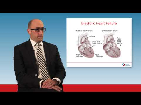 Diastolic Heart Failure diagnoisis and treatment