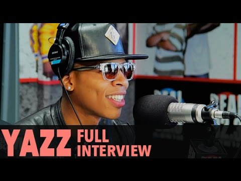 Yazz The Greatest of FOXs 'Empire' on Season 2, New Mix-tape and More! (Full Interview) | BigBoyTV