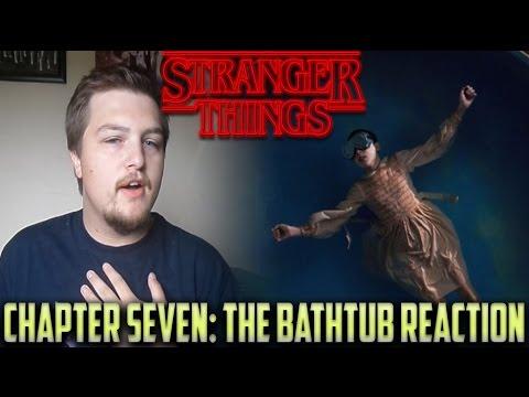 Stranger Things 1x07: Chapter Seven: The Bathtub Reaction