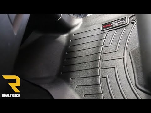 Facts - The WeatherTech Extreme Duty Floor liners http://www.realtruck.com/weathertech-extreme-duty-floor-liners/ are digitally measured to your specific vehicle and are made from proprietary TPO (Thermopo...
