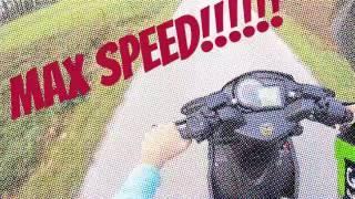 4. Aprilia sr 50 r ORIGINAL 2016 max speed!!!!(gopro Hero 4)