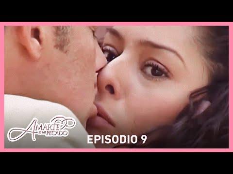 Amarte es mi pecado: Nora besa a Leonardo | Escena C-9 | Tlnovelas