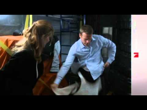 Human Target German Trailer [ProSieben]