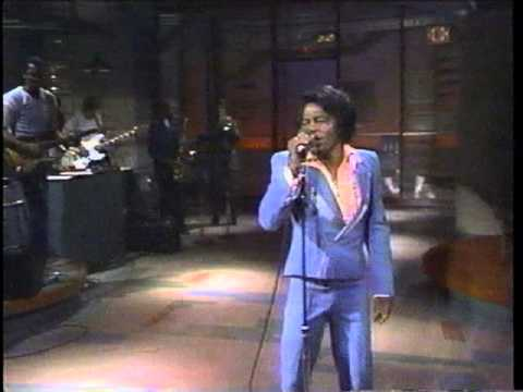 The night James Brown took over Letterman. His first song was so good Letterman dumped the other guests and let him play the whole show.