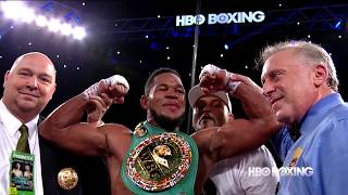 Watch exclusive highlights from Sullivan Barrera's unanimous decision victory over Joe Smith Jr. on July 15, 2017.Subscribe to the HBO Boxing YouTube channel: http://www.youtube.com/hboboxingHBO Boxing on Instagram: http://instagram.com/hboboxingHBO Boxing on Snapchat: https://www.snapchat.com/add/hboboxingHBO Boxing on Facebook: https://www.facebook.com/hboboxingHBO Boxing on Twitter: https://twitter.com/HBOboxingHBO Boxing Podcast on Soundcloud: https://soundcloud.com/hboboxingHBO Boxing Official Site: http://www.hbo.com/boxingHBO Sports on HBO GO® http://itsh.bo/ij8oqS.Inside HBO Boxing: http://www.insidehboboxing.com/