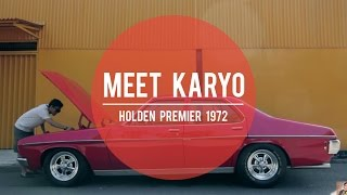 Video MEET KARYO: Holden Premier HQ - 1972 MP3, 3GP, MP4, WEBM, AVI, FLV Oktober 2017