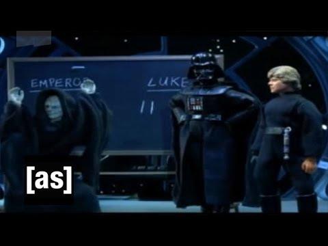 Death Star Yo Momma   Robot Chicken   Adult Swim