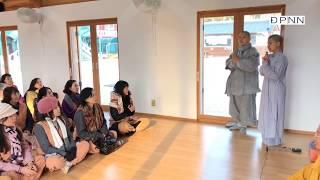 Thầy Nhật Từ cùng quỹ ĐPNN hành hương Hàn quốc 04-2018- Phần 8