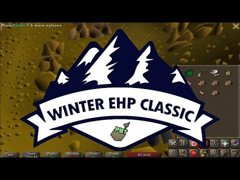 I'm Competing in a 2 Month Long Tournament (Winter EHP)