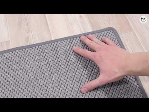 Benny Flachgewebe Teppich in grau, braun, beige, schwarz, anthrazit und im Wunschmaß