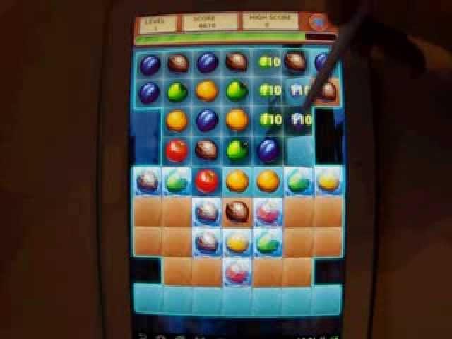 Jamaker - fruit story gameplay