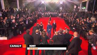 Video Cannes 2014 - MOMMY : Montée des Marches MP3, 3GP, MP4, WEBM, AVI, FLV Juli 2017