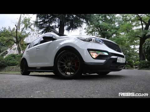 SPORTAGE R ON RS-12
