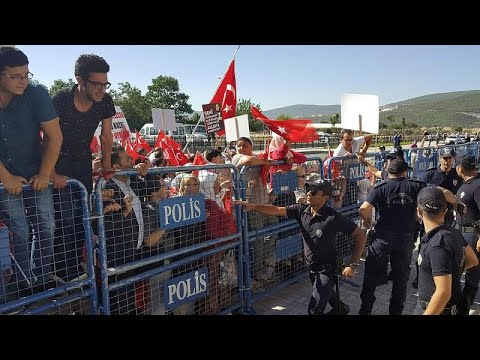 Türkei: Lebenslange Haft für 24 Angeklagte nach gescheitertem Putschversuch