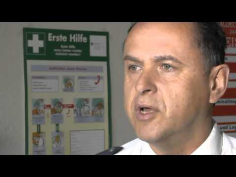 Korbach: Polizisten fit in Erster Hilfe