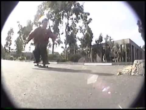 Rodney Mullen's first Casper Slide