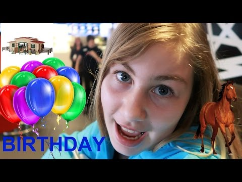 GABBY'S 10TH BIRTHDAY SPECIAL! Day 114 (04/25/17)