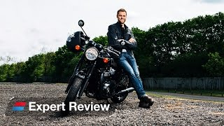 1. 2016 Triumph Bonneville T120 bike review
