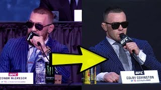 Video Fighters Trying to Imitate Conor McGregor MP3, 3GP, MP4, WEBM, AVI, FLV Oktober 2018