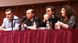 """Pursuing Justice Through Art"" organized by Armenian Revolutionary Federation"