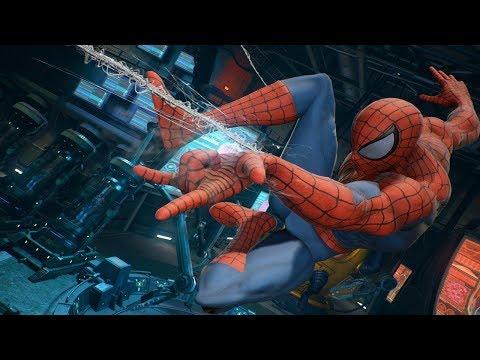 Marvel Vs Capcom Infinite - ПОЛНОЕ ПРОХОЖДЕНИЕ НА РУССКОМ