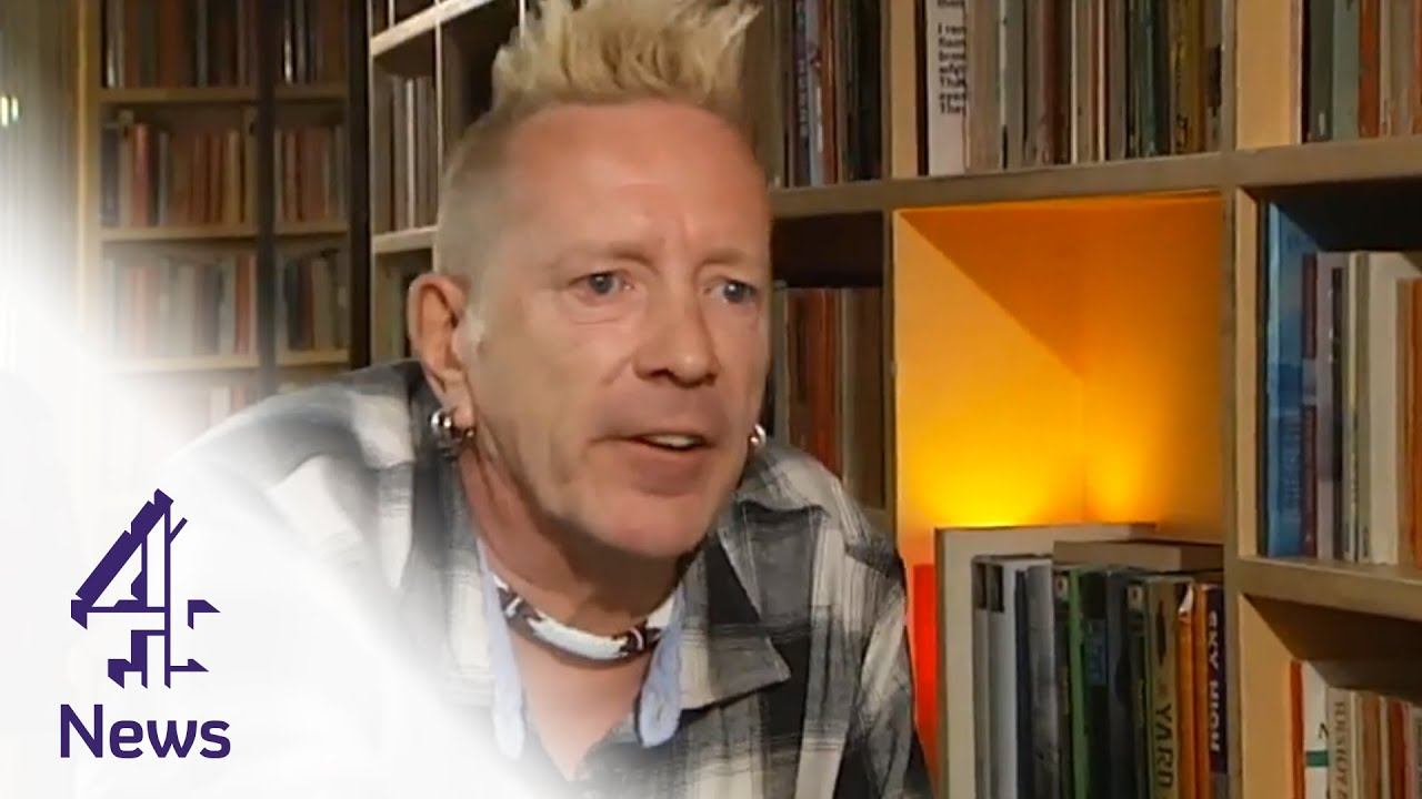 ASK iAN . JOHN LYDON . YOU ONLY GET 1 GO