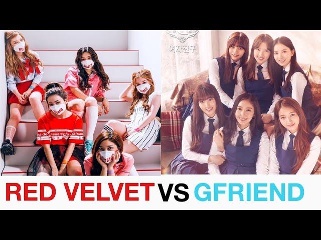 Red-velvet-vs-gfriend