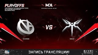 Vici Gaming vs Mineski, MDL Major, game 1 [Lex, Inmate]