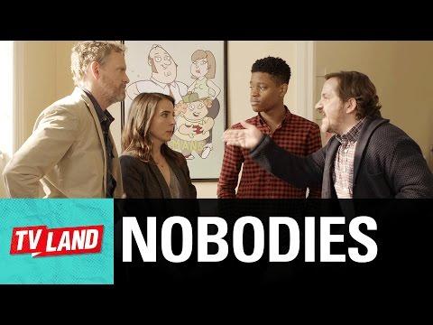 Episode 8 Outtakes ft. Ben Falcone's Tile Freakout | Nobodies | Season 1