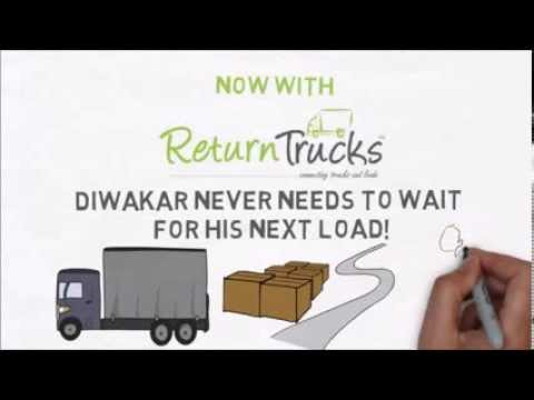Video of Return Trucks