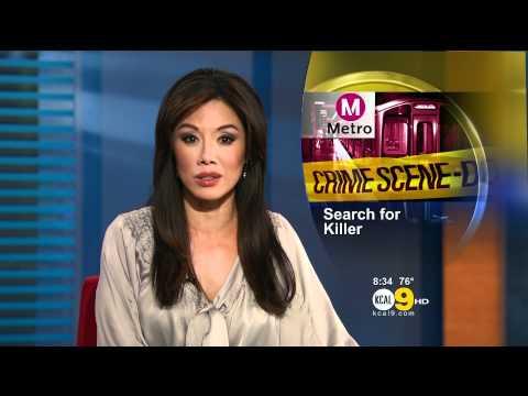 Sharon Tay 2011/08/23 8pm KCAL9 HD; Satin top, no bra?