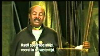 Alemu Aga - Interview About The Begenna -The Harp Of David From Ethiopia -Part 2
