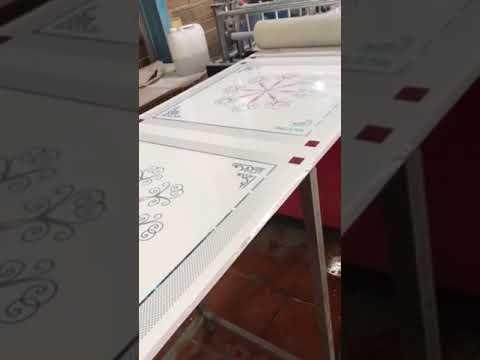 Dây chuyền sản xuất tấm trần nhựa pVC 3D Phúc Gia Phát