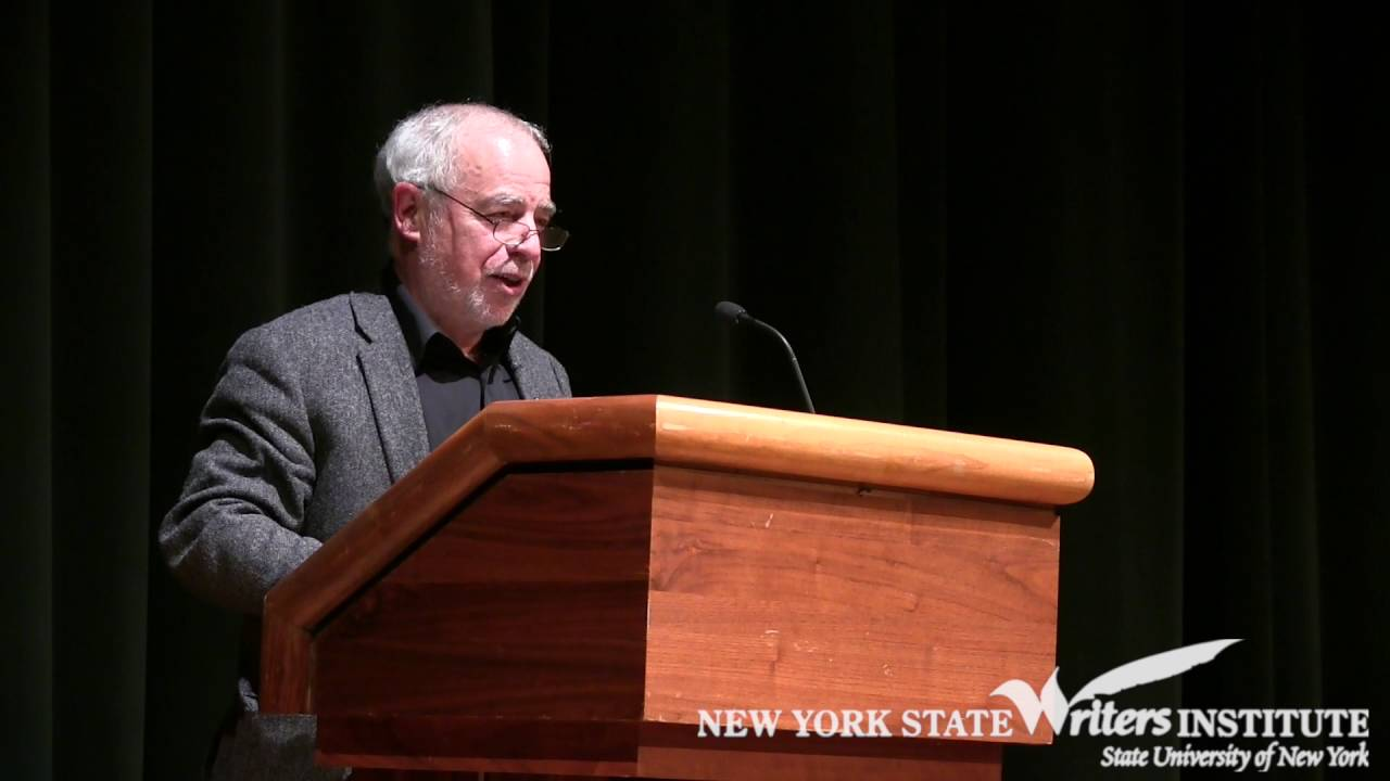Richard Russo Reading for the New York State Writers Institute