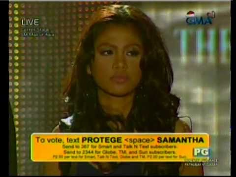Samantha Felizco – Decode – Protege 2nd Elimination
