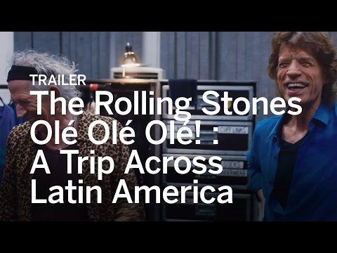 Rolling Stones Olé, Olé Olé!.  Jeden den, jeden večer, sto kin v ČR čtvrtek 16. 3. 2017