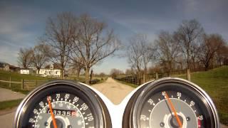6. Sunday Ride on my Triumph Bonneville T100
