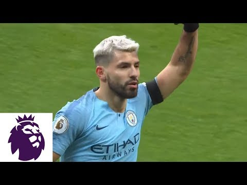 Video: Aguero score historic 11th career PL hat trick for Man City v. Chelsea | Premier League | NBC Sports