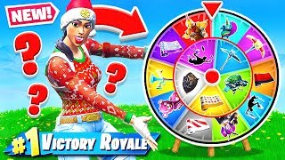 Random EVERYTHING Challenge in Fortnite Battle Royale