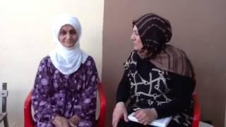batman  kozluk  ölmeden önce başbakan erdoğanı görmek isteyen vesile nine ile sohbet