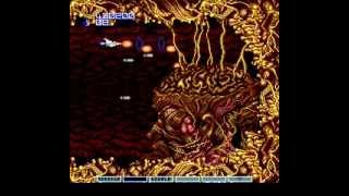 PC Engine Longplay [294] Gradius II: Gofer no Yabou