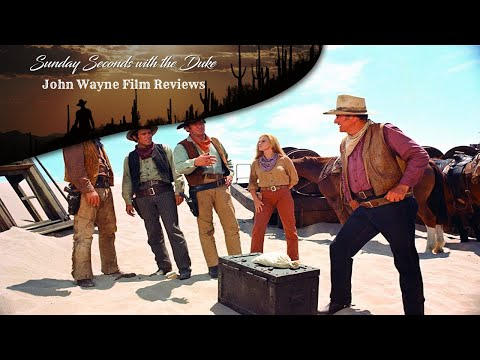 The Train Robbers (1973) Movie Review
