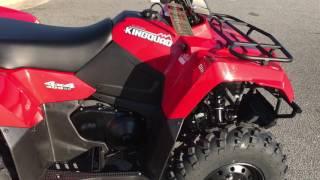 6. 2017 KingQuad 400ASi
