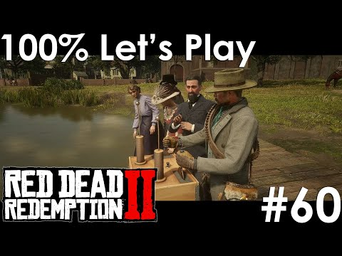 STRANGERS OF SAINT DENIS | Red Dead Redemption 2 - Episode 60