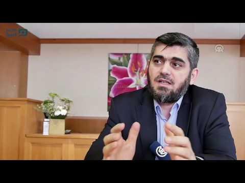 مصر العربية | علوش: عدنا من أستانة بأكياس من الوعود فقط
