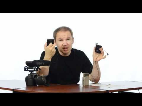 DSLR & Camcorder Video Tips: How to Get Better Sounding Audio When Recording Video