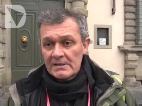 MASSIMO LENSI SU PROTESTA DEI RADICALI PER MESSA IN FUNZIONE DELL'ICAM - dichiarazione