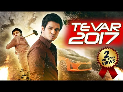 Tevar 2017 - South Indian Movies Dubbed In Hindi Full Movie 2017 New | Indian Movie
