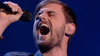 image of The Voice of Ireland S04E15 - John Sheehy - Hold Back The River