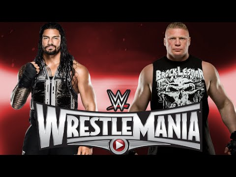 Video WWE Wrestlemania 31 Promo - Roman Reigns vs Brock Lesnar download in MP3, 3GP, MP4, WEBM, AVI, FLV January 2017